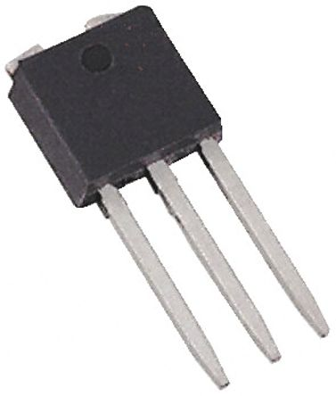 Infineon N-Channel MOSFET, 60 A, 55 V, 3-Pin IPAK  IRLU2905ZPBF (10)
