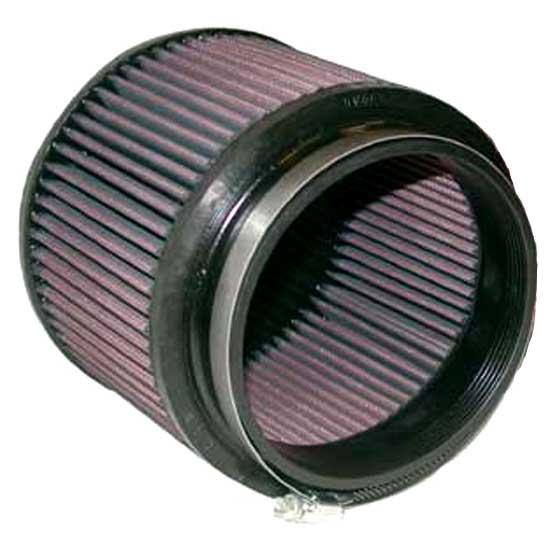 K&N RU-5109 Universal Clamp-On Air Filter