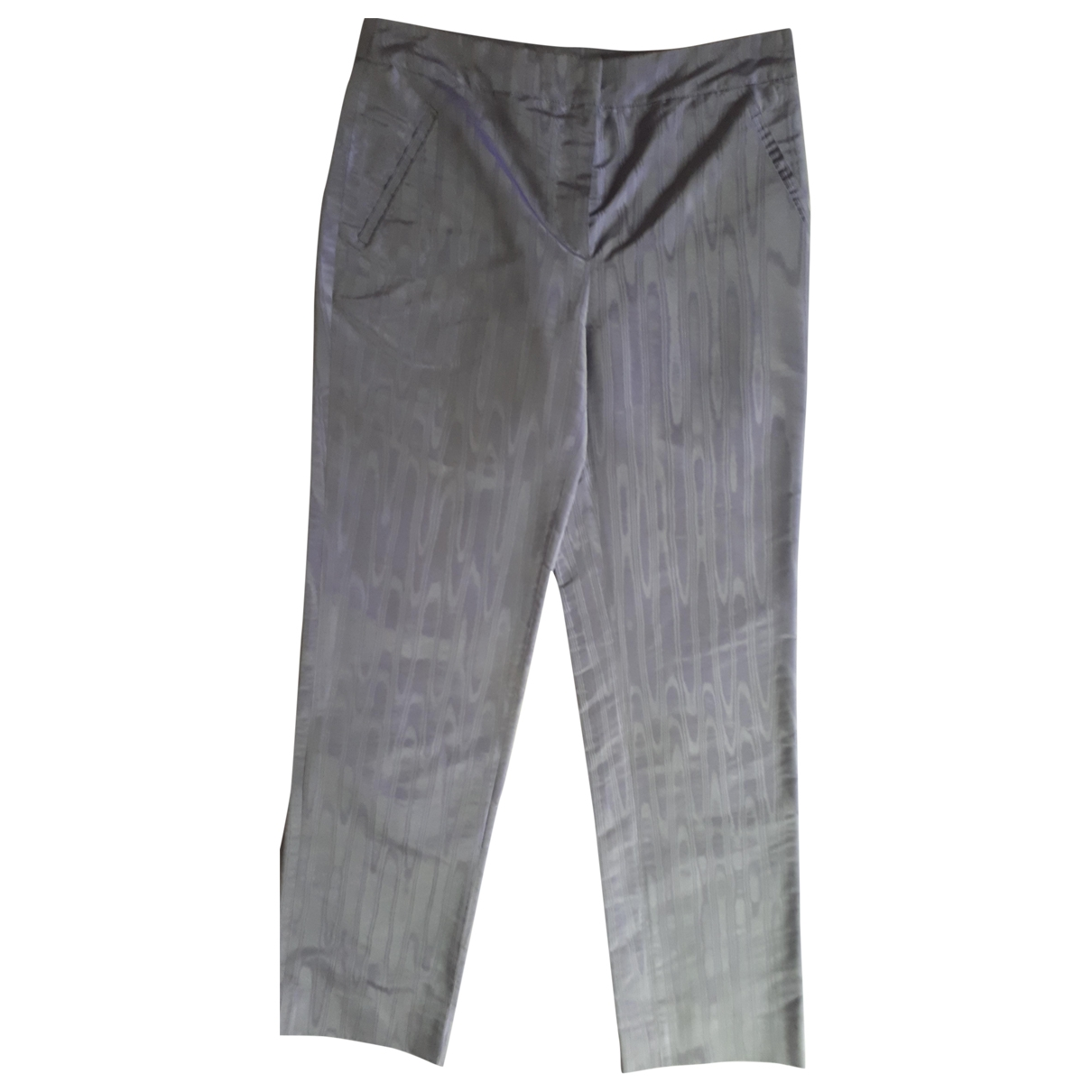 Armani Collezioni \N Trousers for Women 42 IT