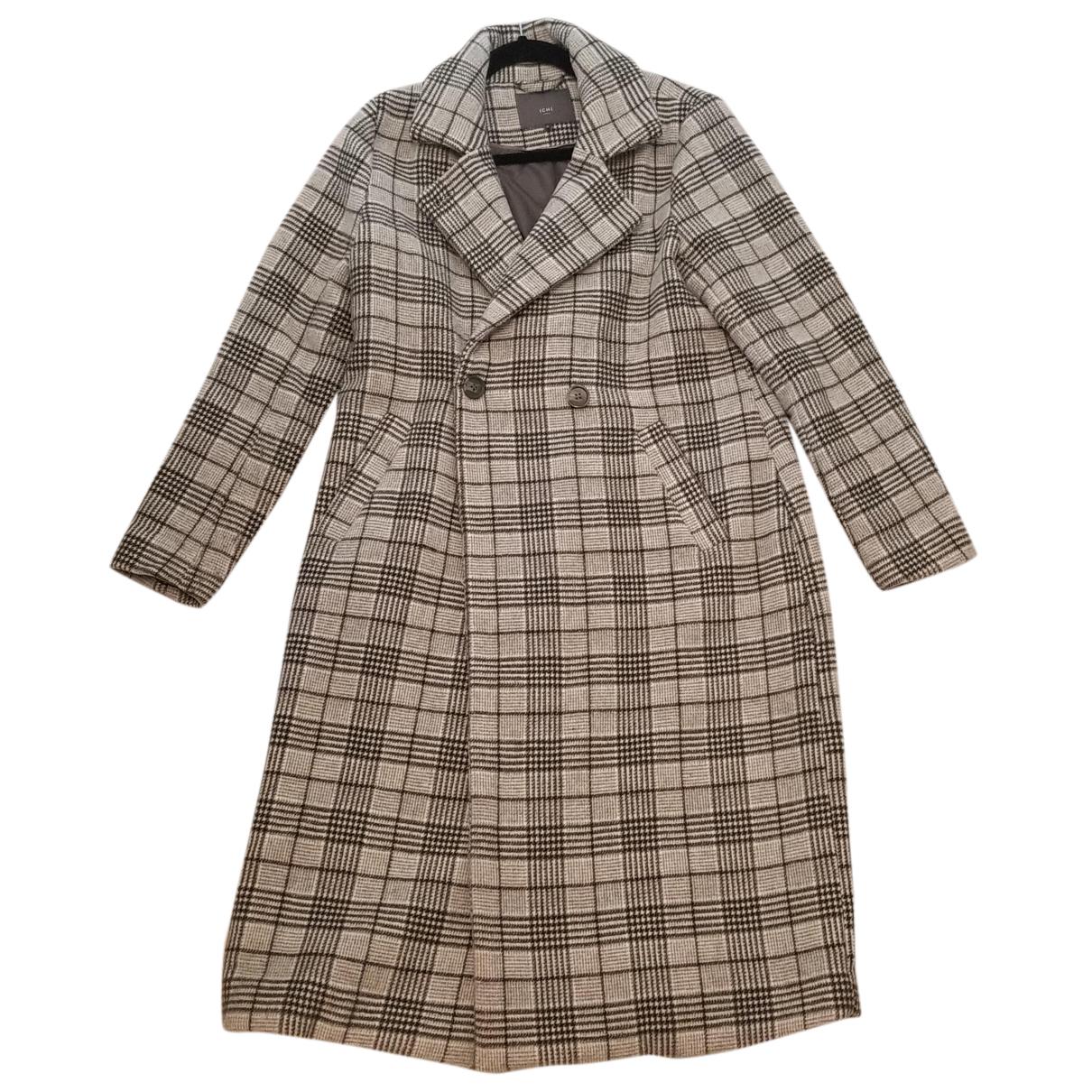 Ichi - Manteau   pour femme - multicolore