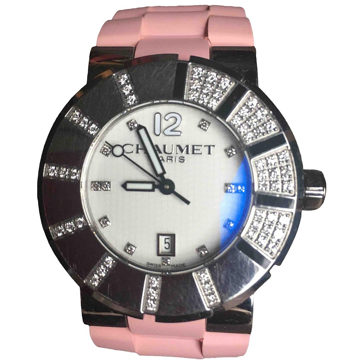 Chaumet Class One Uhr in  Metallic Stahl