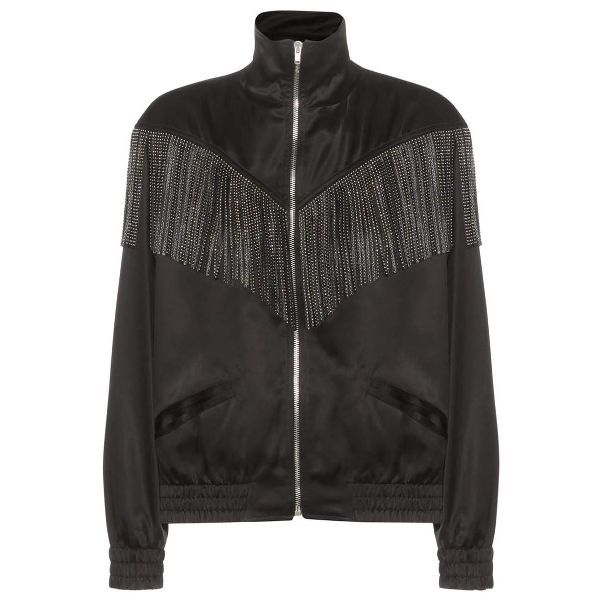 Saint Laurent N Black jacket for Women 38 FR