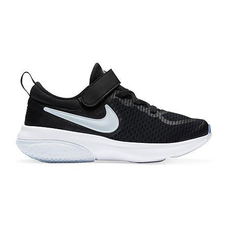 Nike Project Pod Boys Running Shoes, 2 Medium, Black