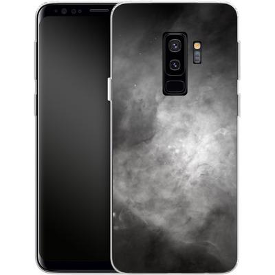 Samsung Galaxy S9 Plus Silikon Handyhuelle - Nebula von caseable Designs