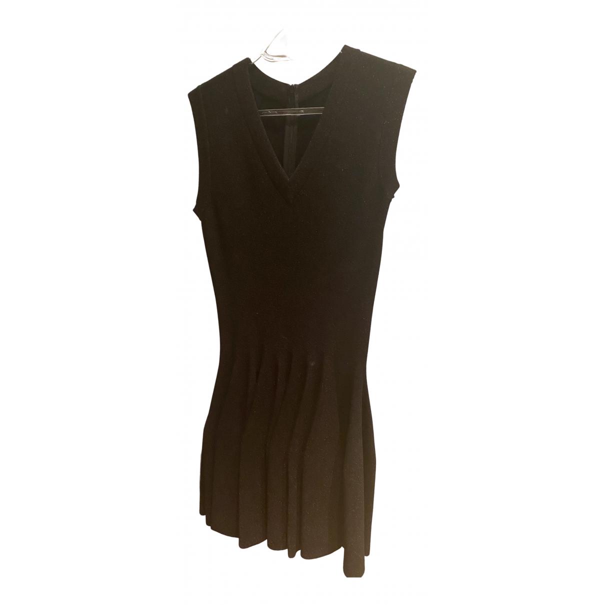 Alaïa \N Brown dress for Women 40 IT