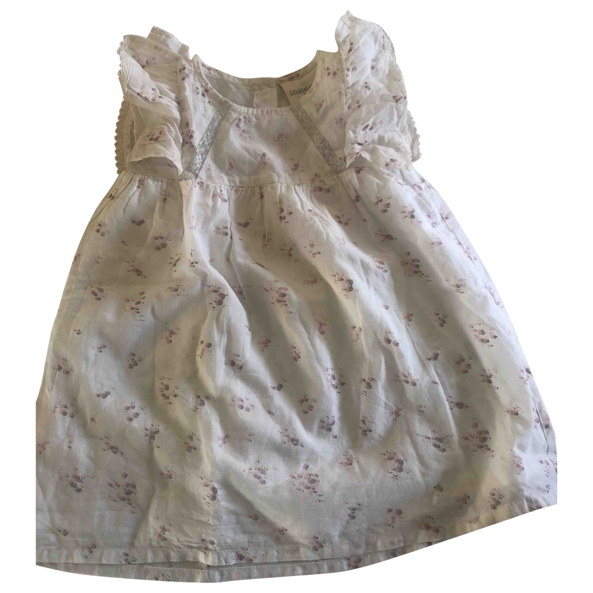 Mini vestido Louis Louise