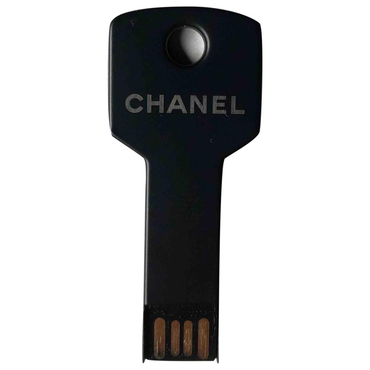 Chanel \N Accessoires in  Schwarz Metall