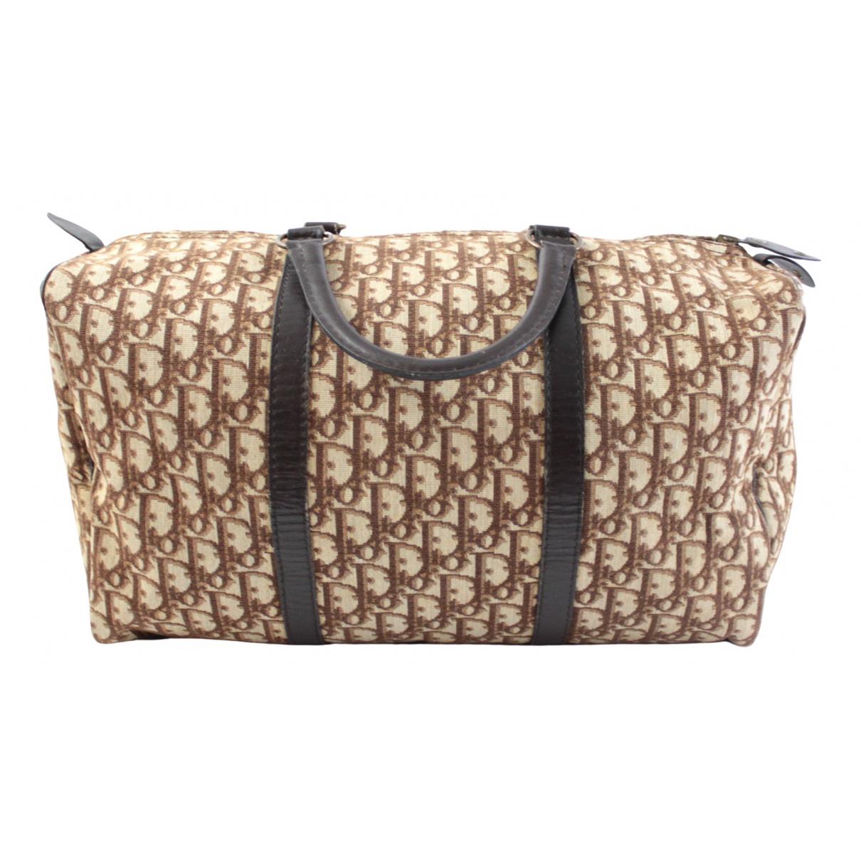 Bolso de viaje de Lona Dior