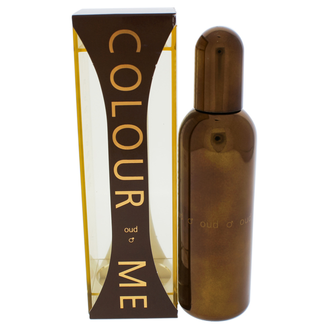 Colour Me Oud Body Spray