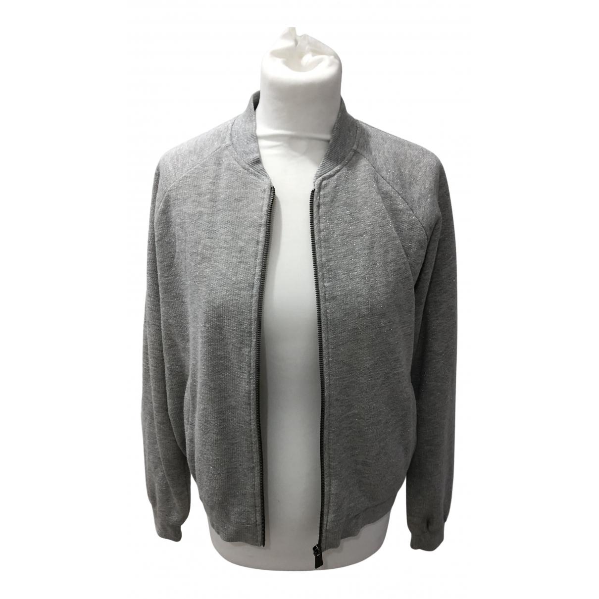 Anine Bing - Blouson   pour femme en coton - gris