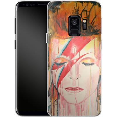 Samsung Galaxy S9 Silikon Handyhuelle - Ziggy von Federica Masini