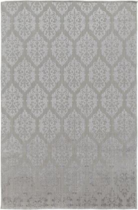 Tidal TDL-1021 9' x 13' Rectangle Traditional Rugs in Light