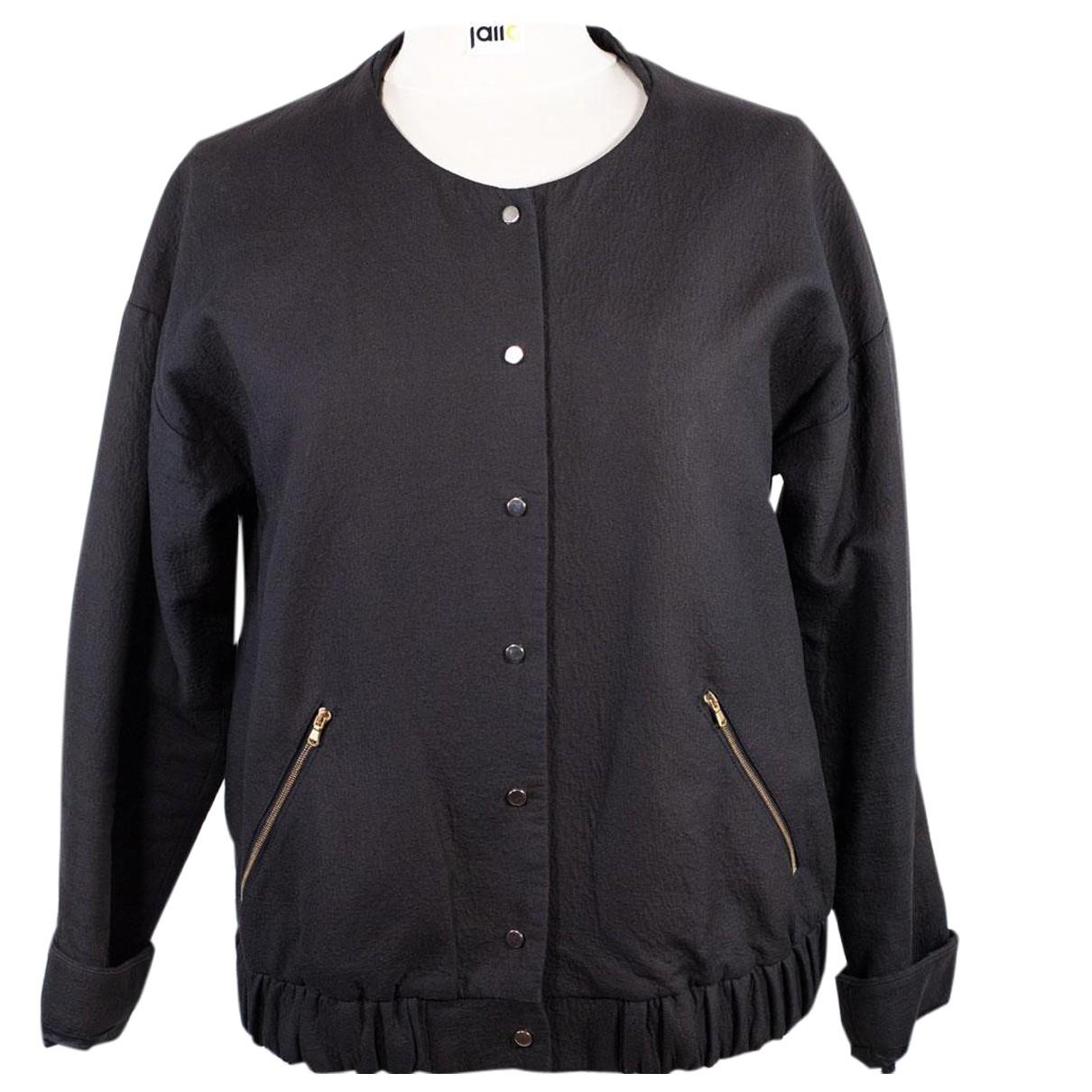 Ba&sh - Veste   pour femme en coton - noir