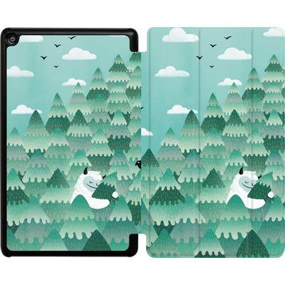 Amazon Fire HD 8 (2017) Tablet Smart Case - Tree Hugger von Little Clyde