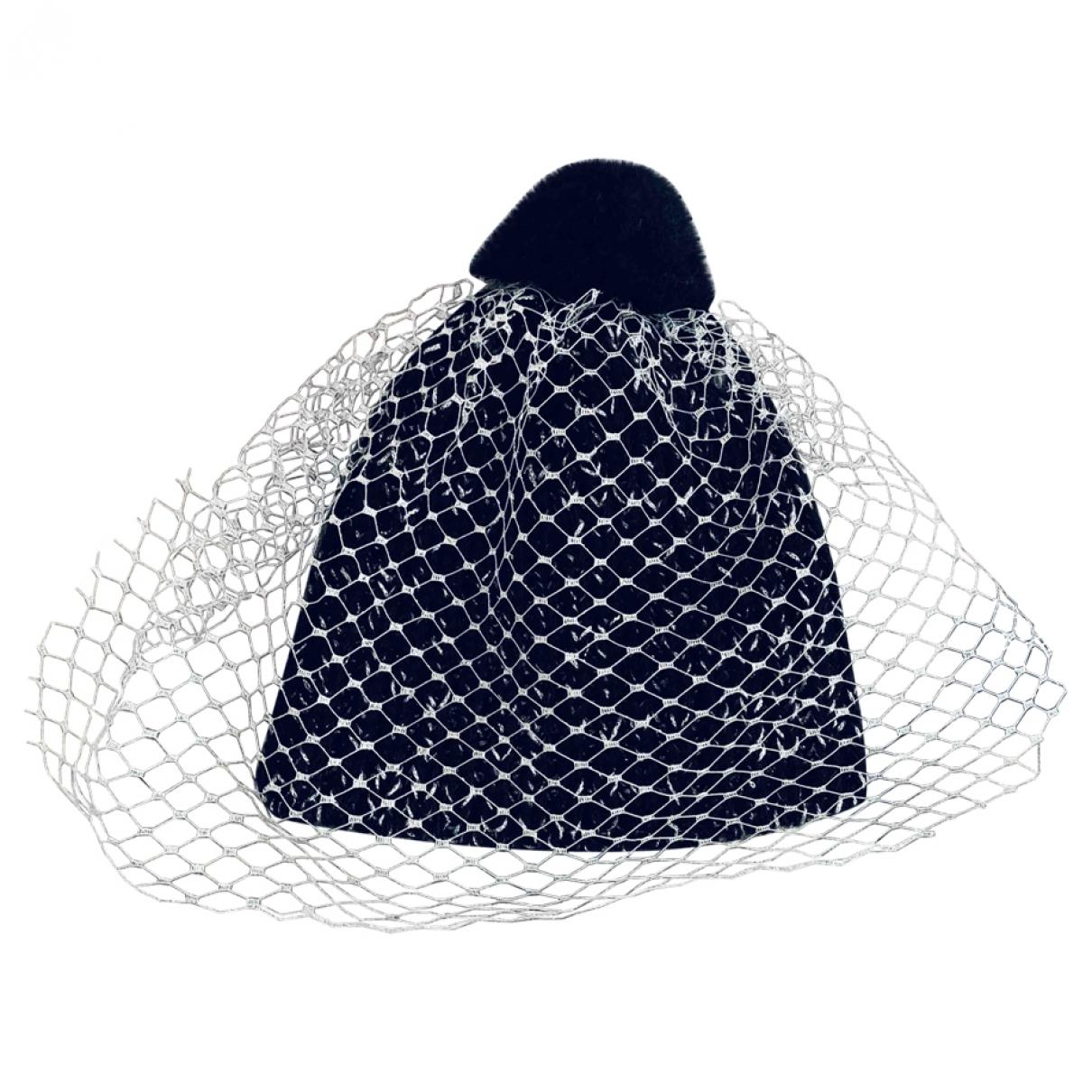 Bernstock Speirs - Chapeau   pour femme en laine - noir