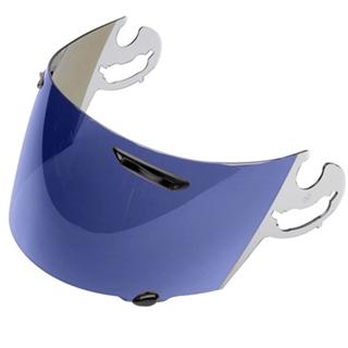 Arai RX-Q SAI Iridium Blue Mirror Shield Visor