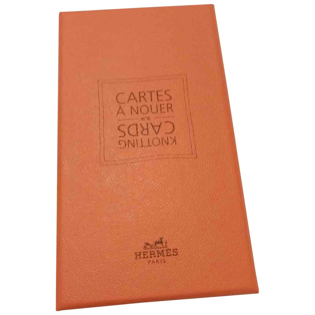 Hermes - Objets & Deco   pour lifestyle en coton - multicolore