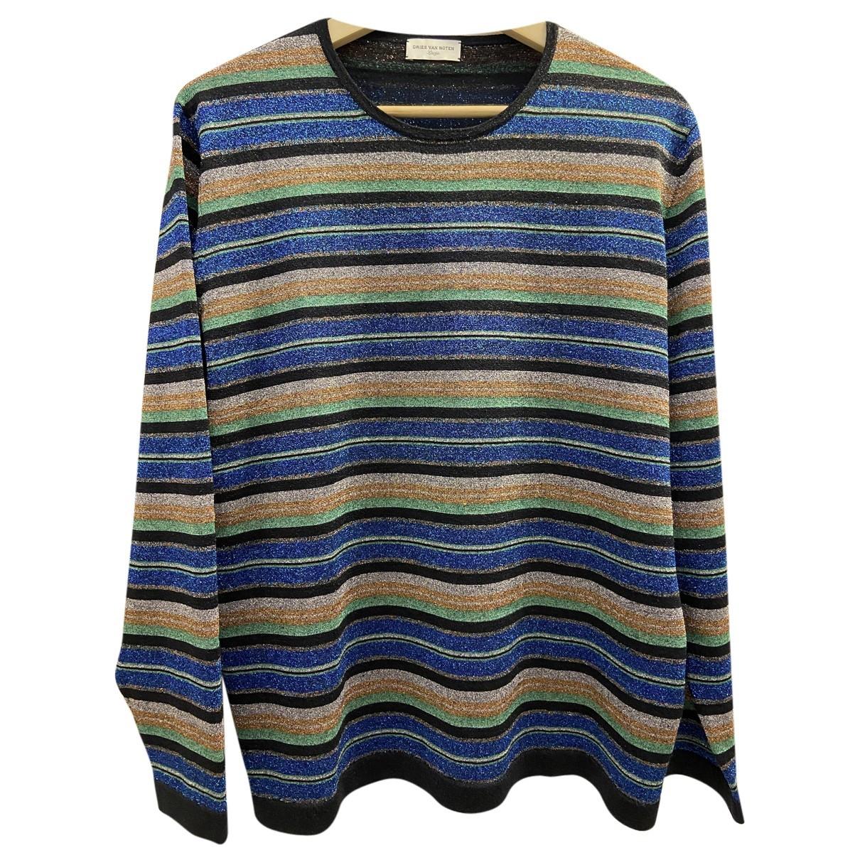 Dries Van Noten - Pull   pour femme - multicolore