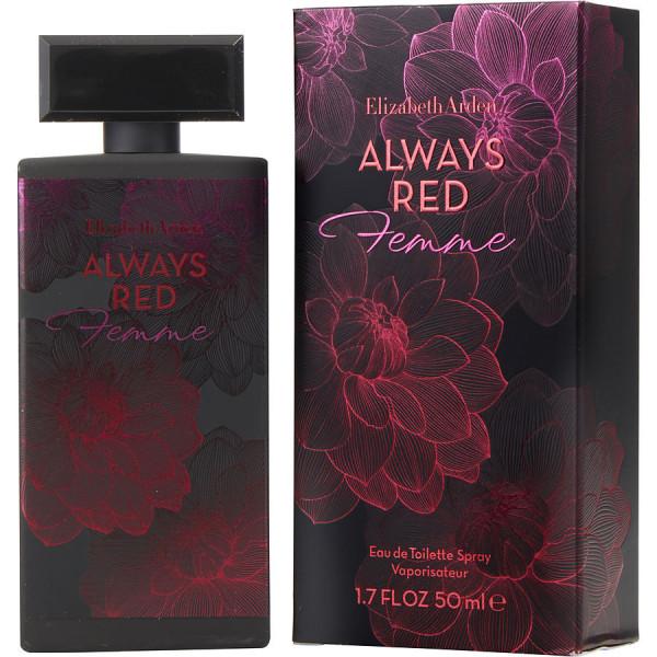 Always Red Femme - Elizabeth Arden Eau de toilette en espray 50 ml