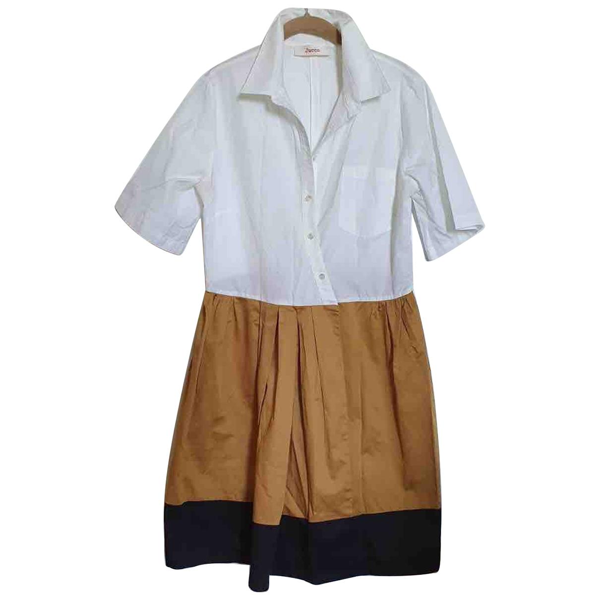 Jucca \N Cotton dress for Women 46 IT