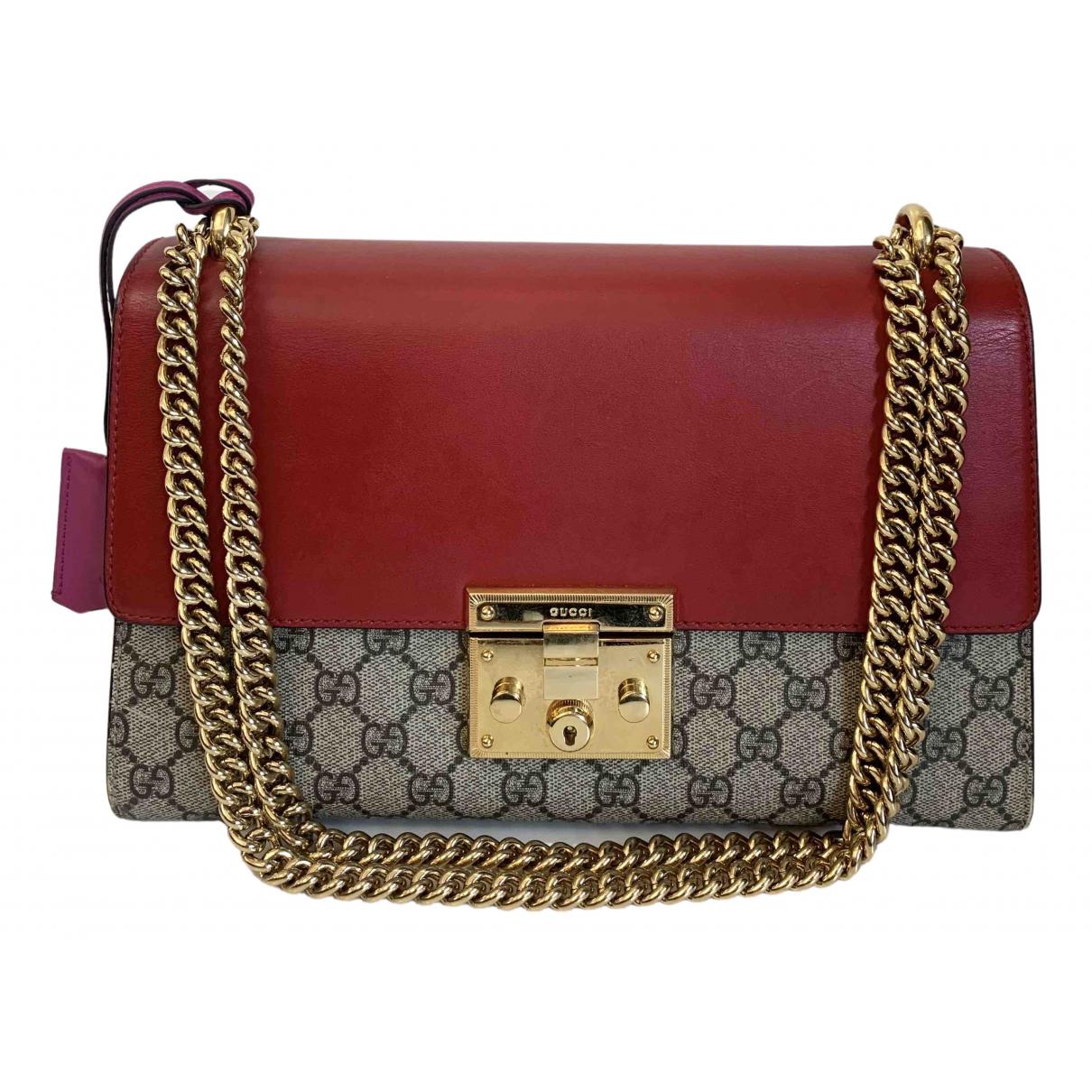 Gucci Padlock Multicolour Cloth handbag for Women \N