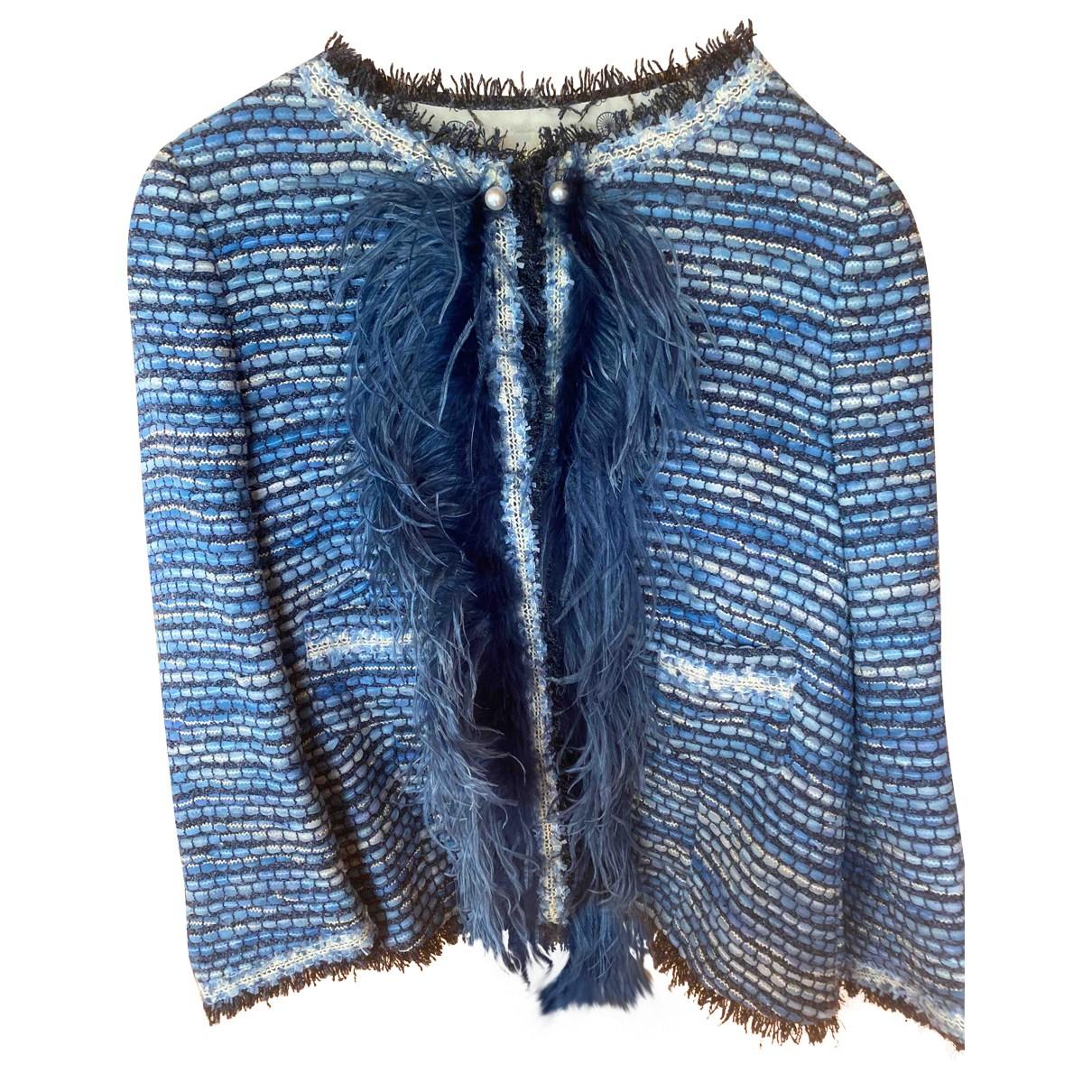 Thomas Rath - Veste   pour femme en coton - bleu