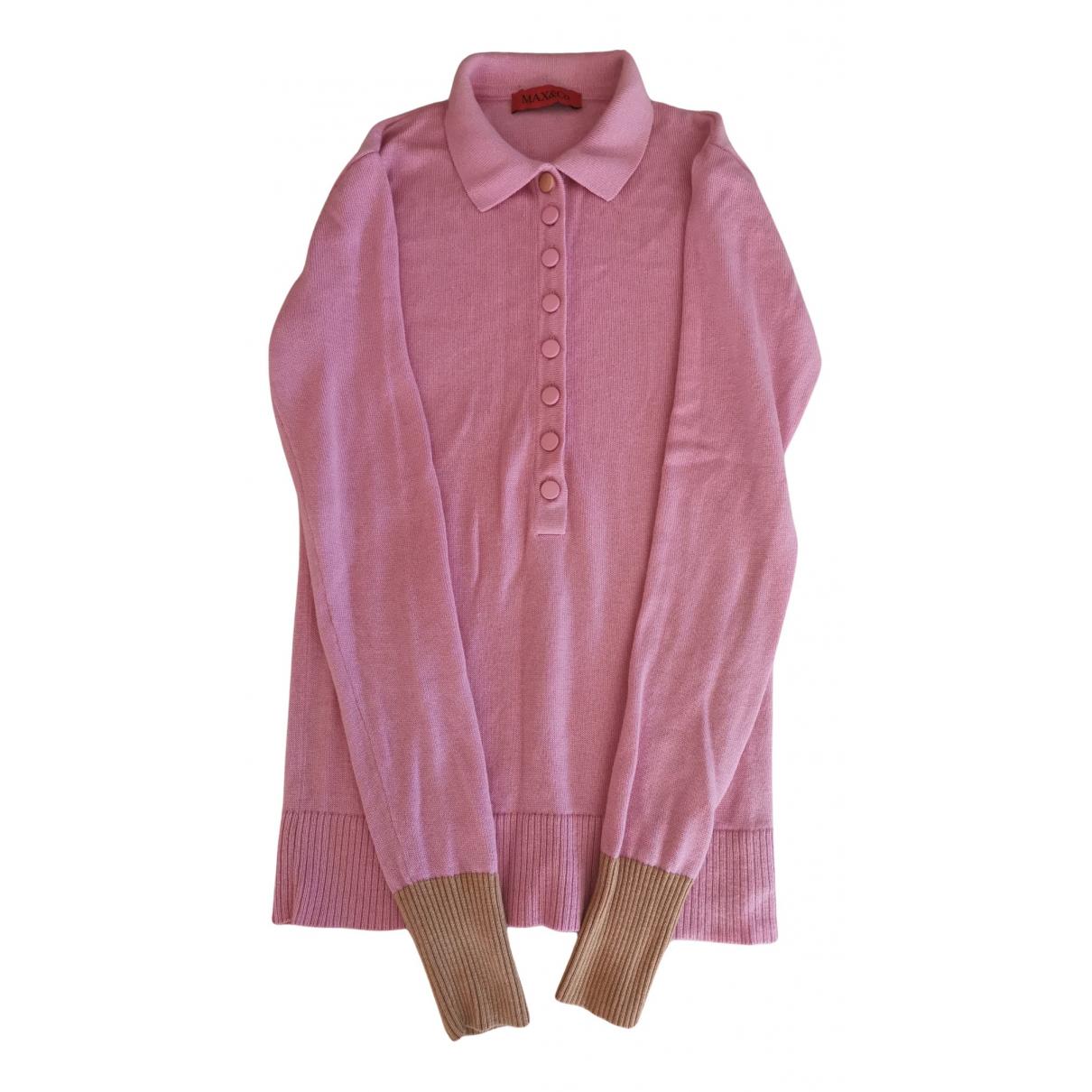 Max & Co N Pink Knitwear for Women S International
