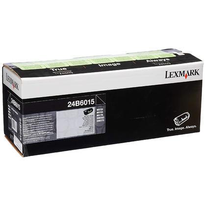 Lexmark 24B6015 cartouche de toner original noire extra haute capacité