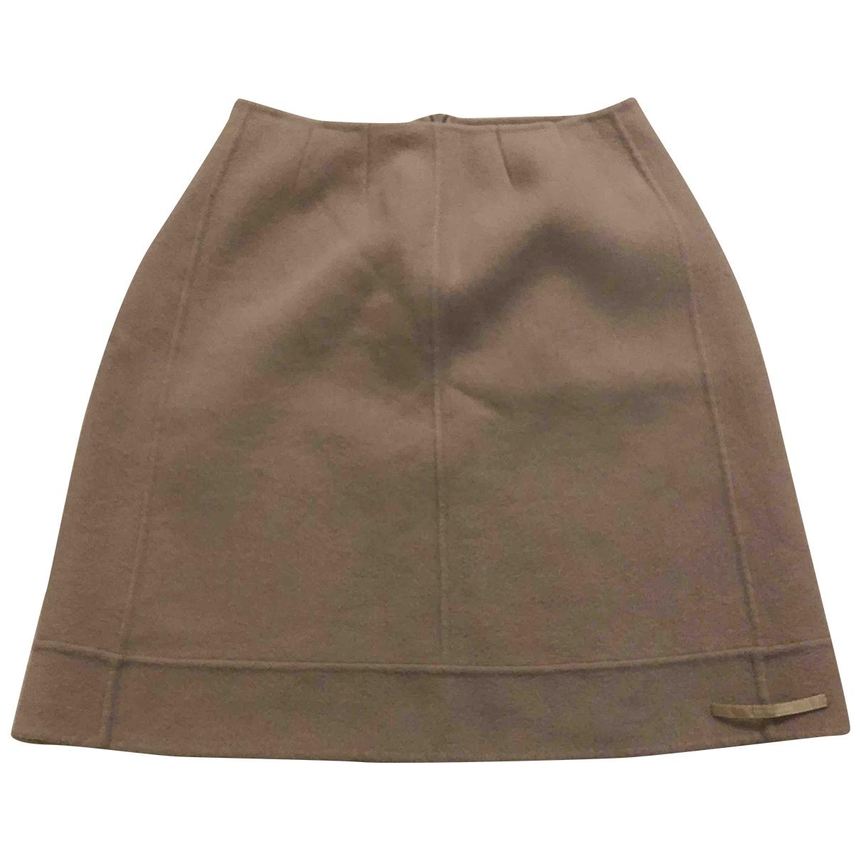 Mini falda de Lana Max Mara 's