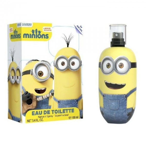 Minions - Air Val International Eau de toilette en espray 100 ML