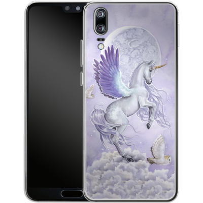 Huawei P20 Silikon Handyhuelle - Selina Fenech - Moonshine von TATE and CO