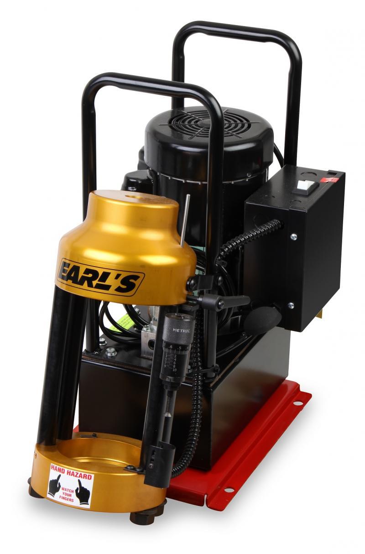 Earl's Performance D105M1101ERL D100 SERIES CRIMPER, 35 TON