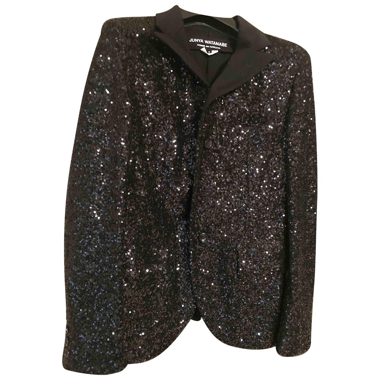 Junya Watanabe \N Black Wool jacket for Women S International
