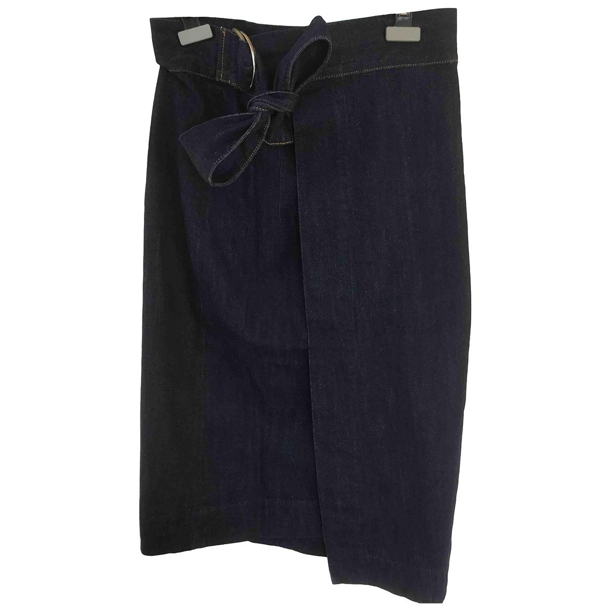 Weekday \N Rocke in  Blau Denim - Jeans
