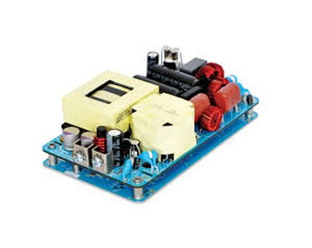 EOS , 150W Embedded Switch Mode Power Supply SMPS, 48V dc, Open Frame