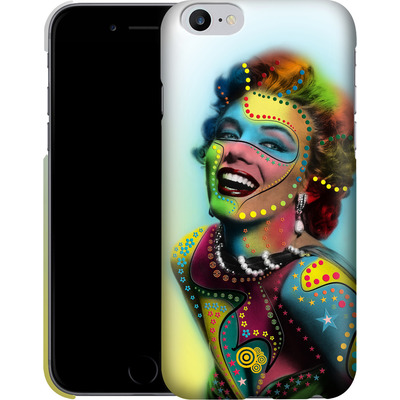 Apple iPhone 6s Plus Smartphone Huelle - Woman With Pattern von Mark Ashkenazi