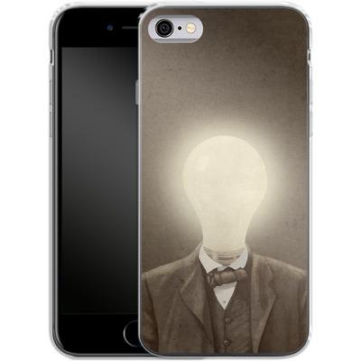 Apple iPhone 6s Silikon Handyhuelle - The Idea Man von Terry Fan