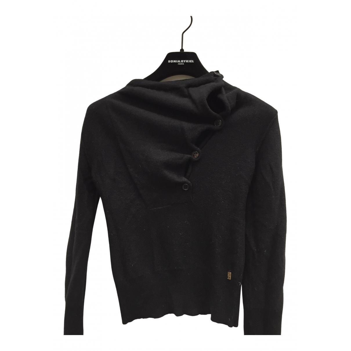 Sonia Rykiel N Black Wool Knitwear for Women S International