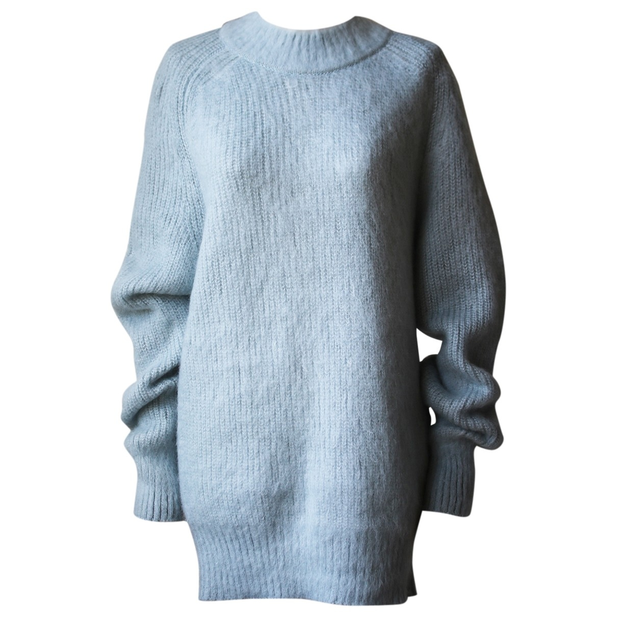 Jil Sander \N Blue Silk Knitwear for Women M International