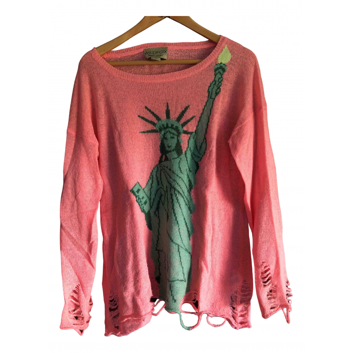 Wildfox \N Pink Knitwear for Women S International