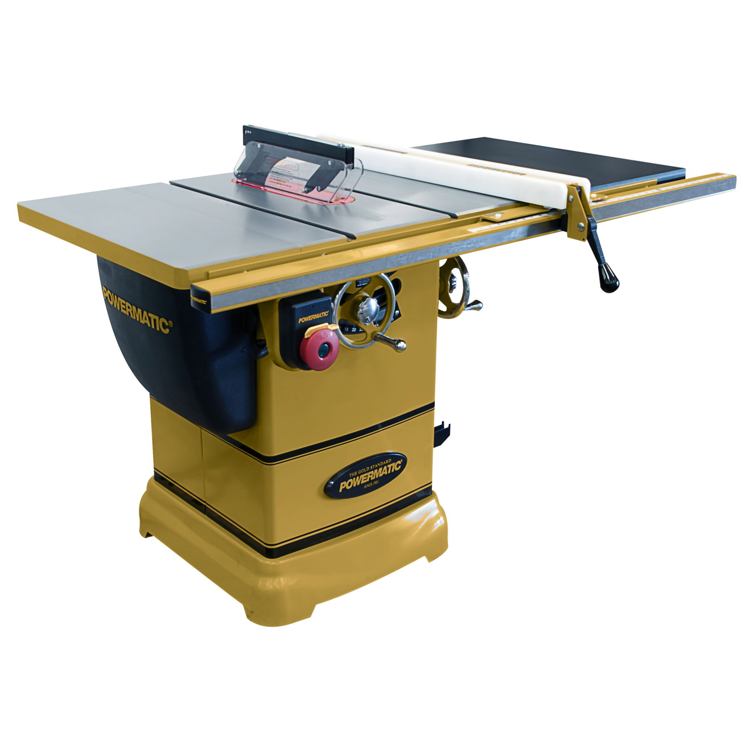 1-3/4HP 1PH 115/230V PM1000 Table Saw with 30