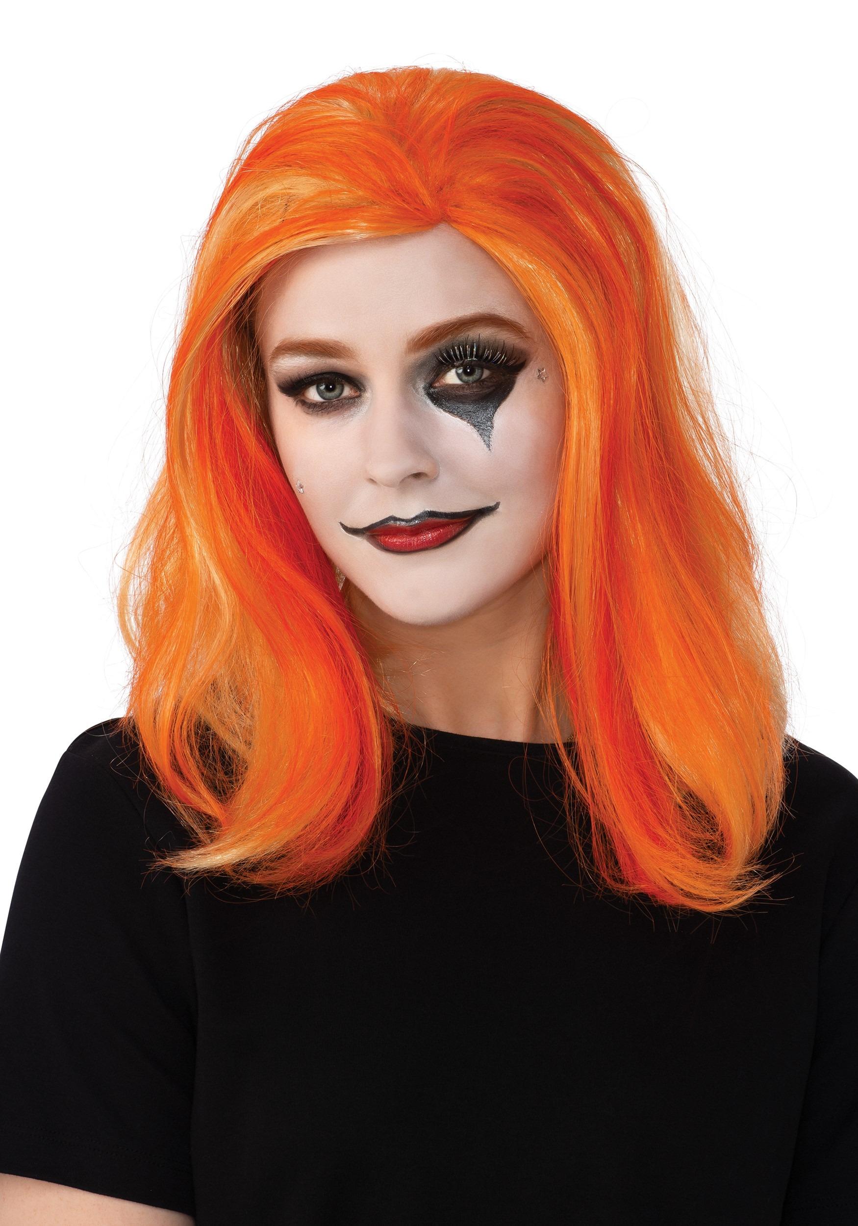 Hair Chalk- Orange