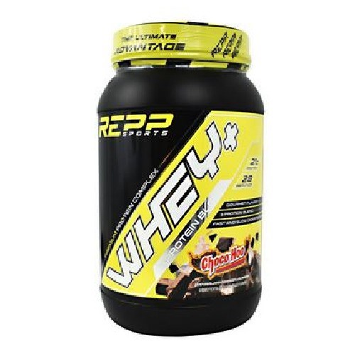 Whey + Premium Protein Choco Hoo 2 lbs by Repp Sports