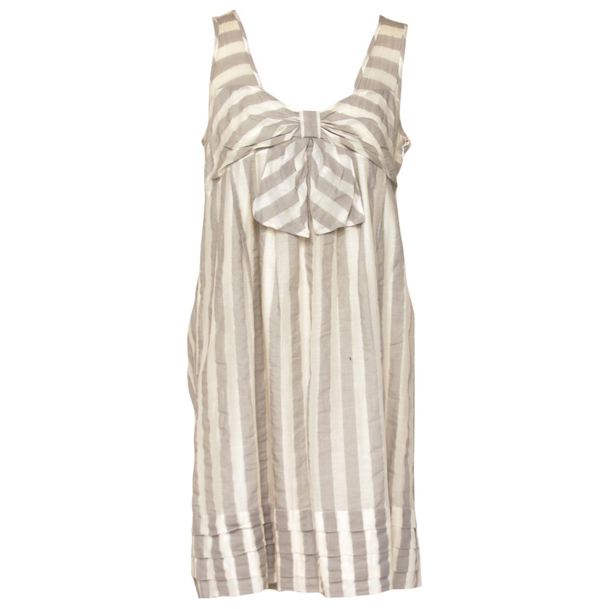 Eley Kishimoto \N Multicolour Cotton dress for Women M International