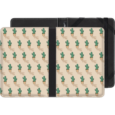 tolino shine eBook Reader Huelle - Cactus Pot von caseable Designs
