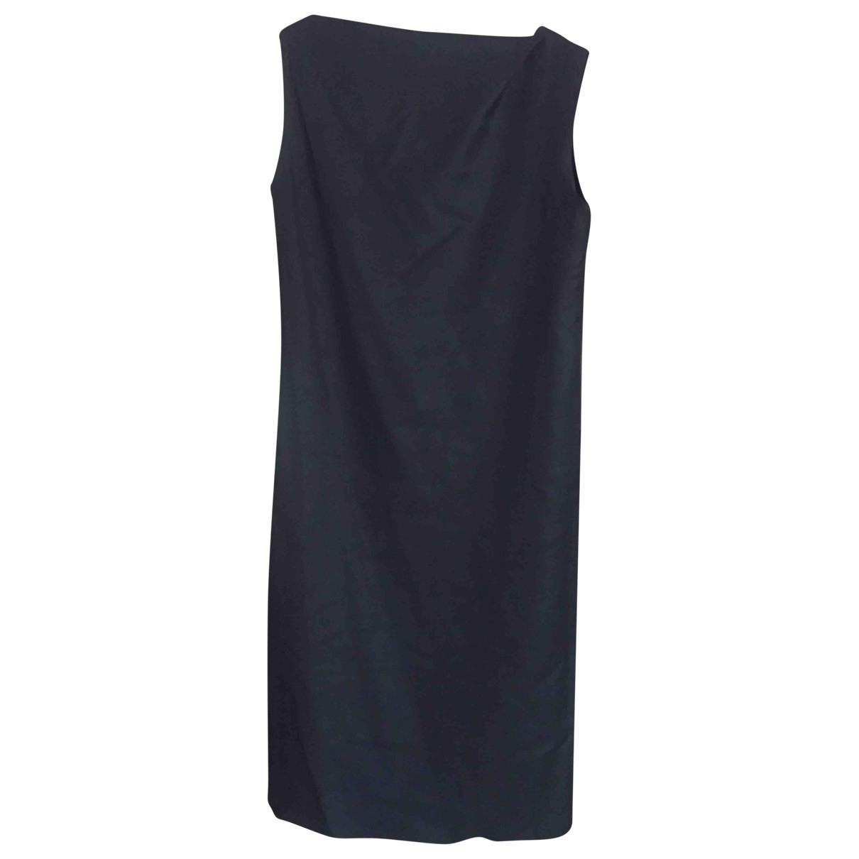 Maison Martin Margiela \N Black Wool dress for Women 44 IT