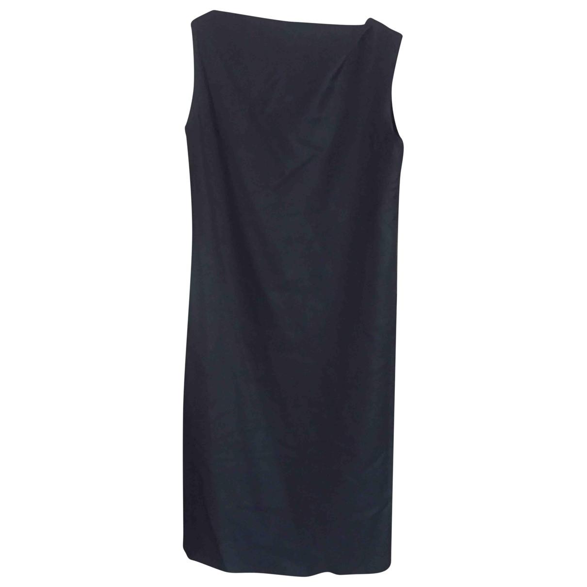 Maison Martin Margiela \N Black Wool dress for Women 44 IT