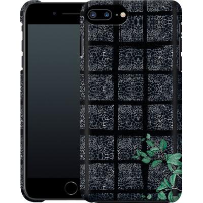 Apple iPhone 7 Plus Smartphone Huelle - Into the Jungle von Stephanie Breeze
