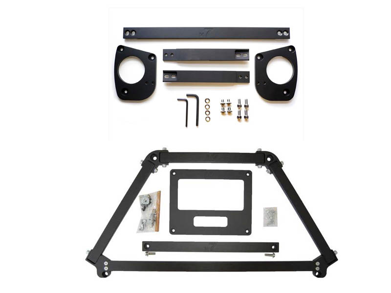 M7 Speed 53-5M7550 Stage I Suspension Bundle with Strut Tower Brace and Under Strut System Mini R52 Cooper S 05-08