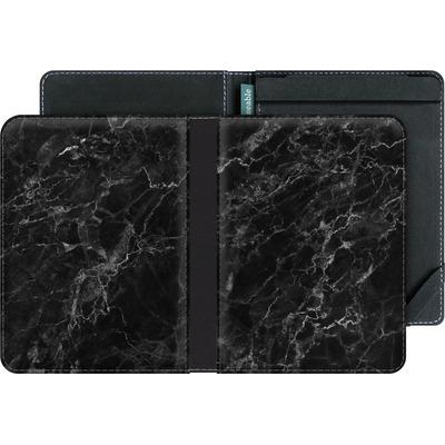 tolino vision 3 HD eBook Reader Huelle - Midnight Marble von caseable Designs